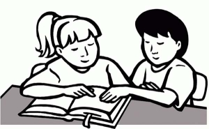 d50df87714564c3a68161ffbe9cf329a_study-together-clipart-clip-art-library-children-working-together-clipart-black-and-white_600-371